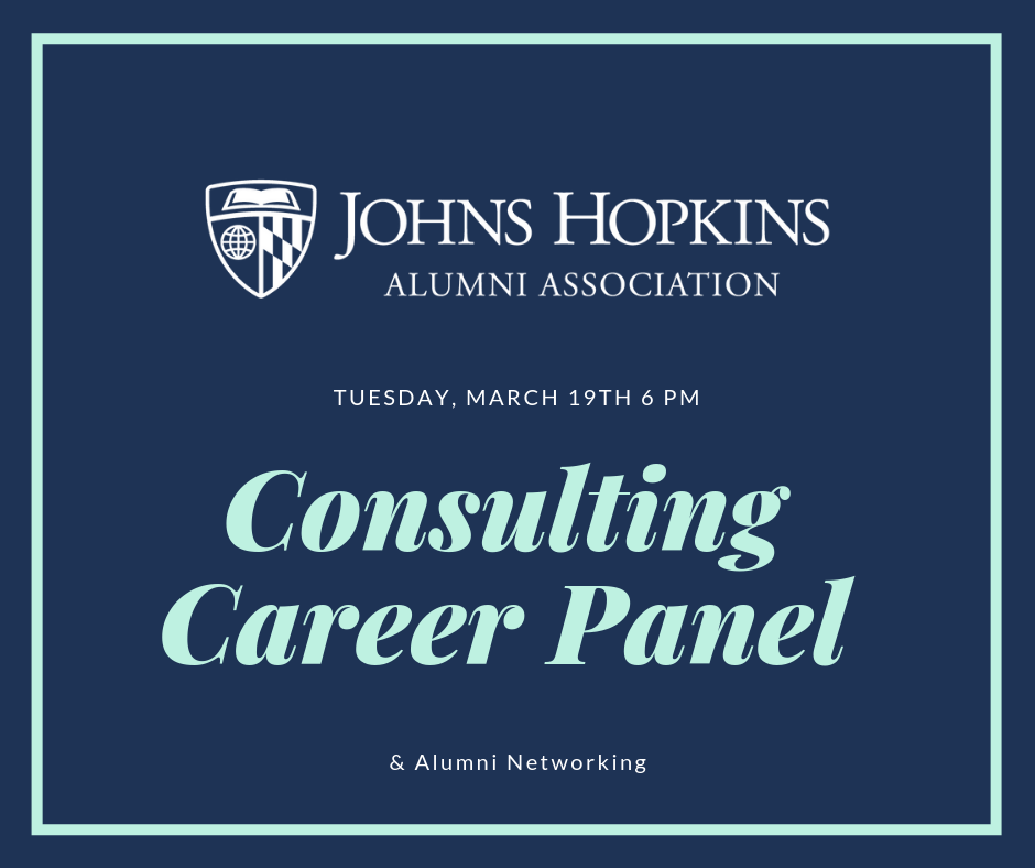 Consulting Career Panel