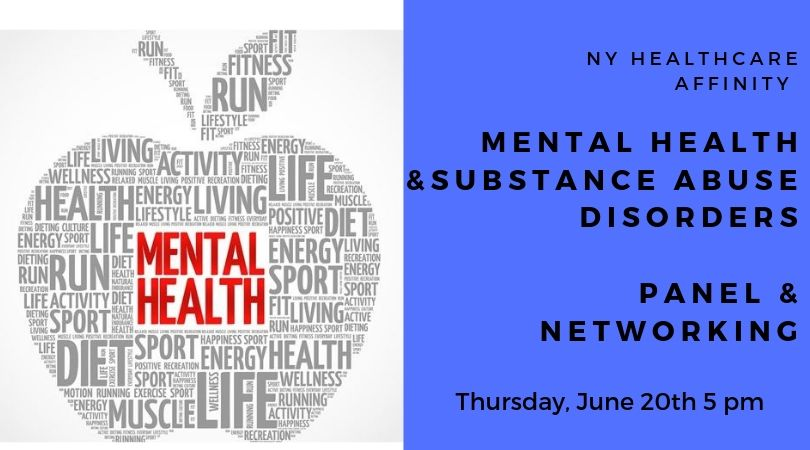 NY Healthcare Affinity| Mental Health & Substance Abuse